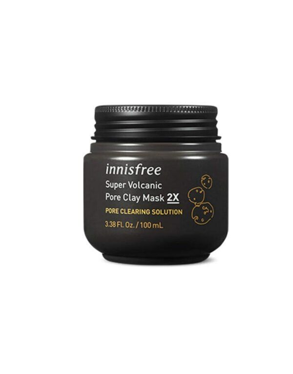 Innisfree Super Volcanic Pore Clay Mask 100ml in Bangladesh