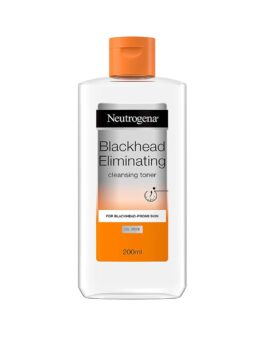 Neutrogena Blackhead Eliminating Cleansing Toner 200ml in bangladesh