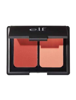 E.l.f Matte Blush Duo Color Mixable Powder Rosy Flush in bangladesh