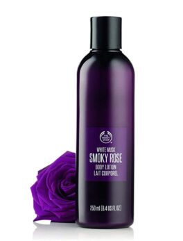 The Body Shop White Musk Smoky Rose Body Lotion in bangladesh