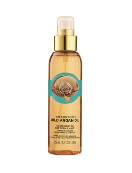 The Body Shop Wild Argan Miracle Oil For Body & Hair in Bangladesh