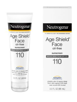 Neutrogena Age Shield Face Lotion Sunscreen with Broad Spectrum SPF 110 in Bangladesh