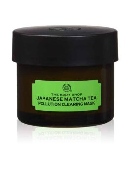 The Body Shop Japanese Matcha Tea Pollution Clearing Mask in bangladesh