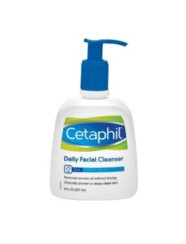 Cetaphil Daily Facial Cleanser for Normal to Oily Skin 237 ml in Bangladesh