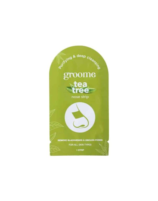 Groome Tea Tree Purifying & Deep Cleansing Nose Strip in Bangladesh