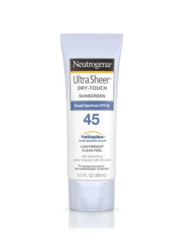 Neutrogena Ultra Sheer Dry-Touch Sunscreen SPF 45 in bangladesh