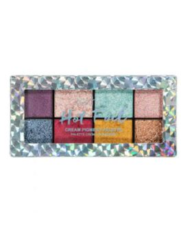 Technic Cream Pigment Eye Shadow Palette - Hot Foil  in bangladesh