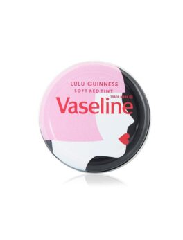 Vaseline Lip Therapy Lulu Guinness Soft Red Tint - 20gm in Carnesia