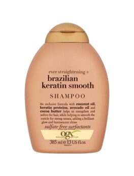 OGX Brazilian Keratin Therapy Shampoo - 385 ml