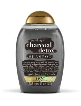 Ogx Purifying + Charcoal Detox Shampoo - 385ml in bangladesh