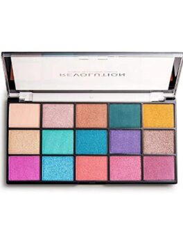 Makeup Revolution Eyeshadow Palette Reloaded Jewelled in carnesia