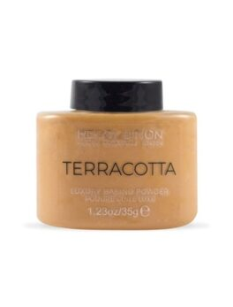 Makeup Revolution Terracotta Baking Powder in carnesia