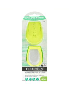 EcoTools Travel Perfecting Blender with Travel Case in carnesia