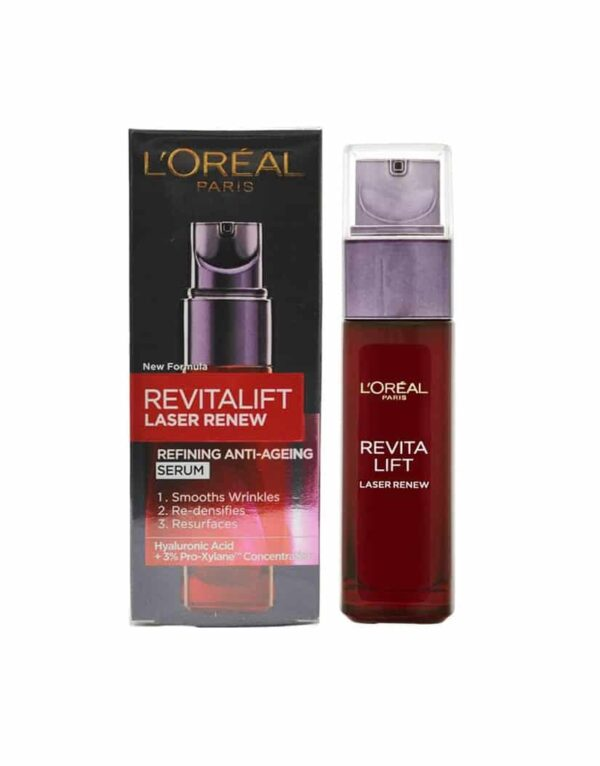 L'Oreal Paris Revitalift Laser Renew Anti-Ageing Serum 30ml in carnesia
