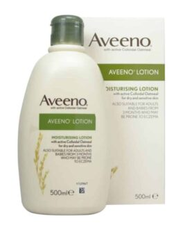 Aveeno Moisturising Lotion 500ml in Bangladesh