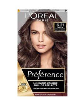 Loreal Paris Preference Luminous Color Full Of Reflects 6.21 Zurich in bangladesh