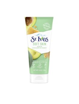 St. Ives Soft Skin Avocado & Honey Scrub 170gm in Bangladesh
