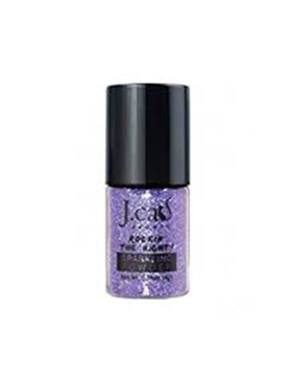 JCat Sparkling Powder 206 Iris Indigo in carnesia