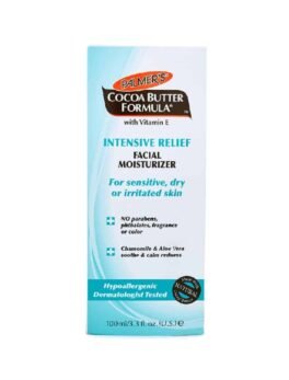 Palmers Cocoa Butter Formula Intensive Relief Facial Moisturizer 100ml in Bangladesh