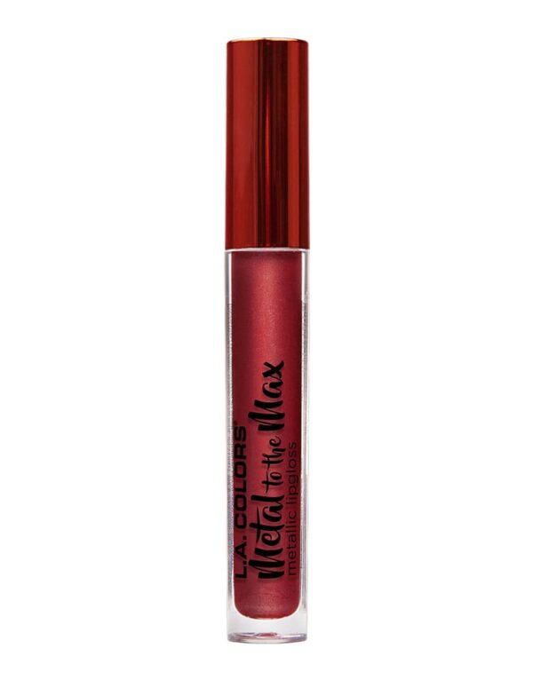 LA Colors Metal To The Max Lip Gloss CLG431 Brilliant in Bangladesh
