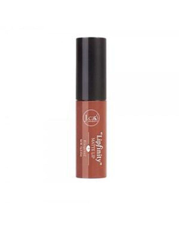 Jcat Lipfinity matte Lip Kissproof Lmk104 in carnesia