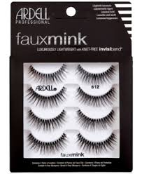 Ardell Professional Faux Mink Multipack Black 812