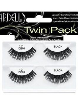 Ardel Twin Pack 101 Demi Black in carnesia