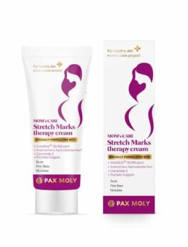 Pax Moly Stretch Marks Therapy Cream 70gm in carnesia