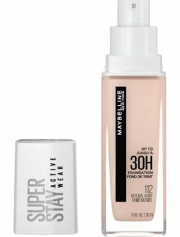 Maybelline Super Stay 30h Foundation- 112 Natural Ivory