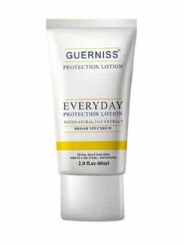 Guerniss Paris Everyday Sun Block Protection Lotion - 60mL in Carnesia